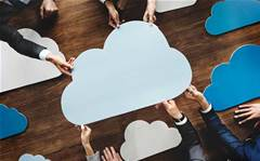 The big four continue to dominate cloud wars