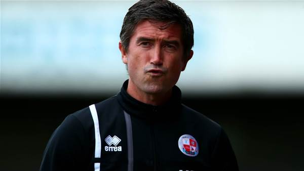 Kewell's Crawley suffer big Cup loss