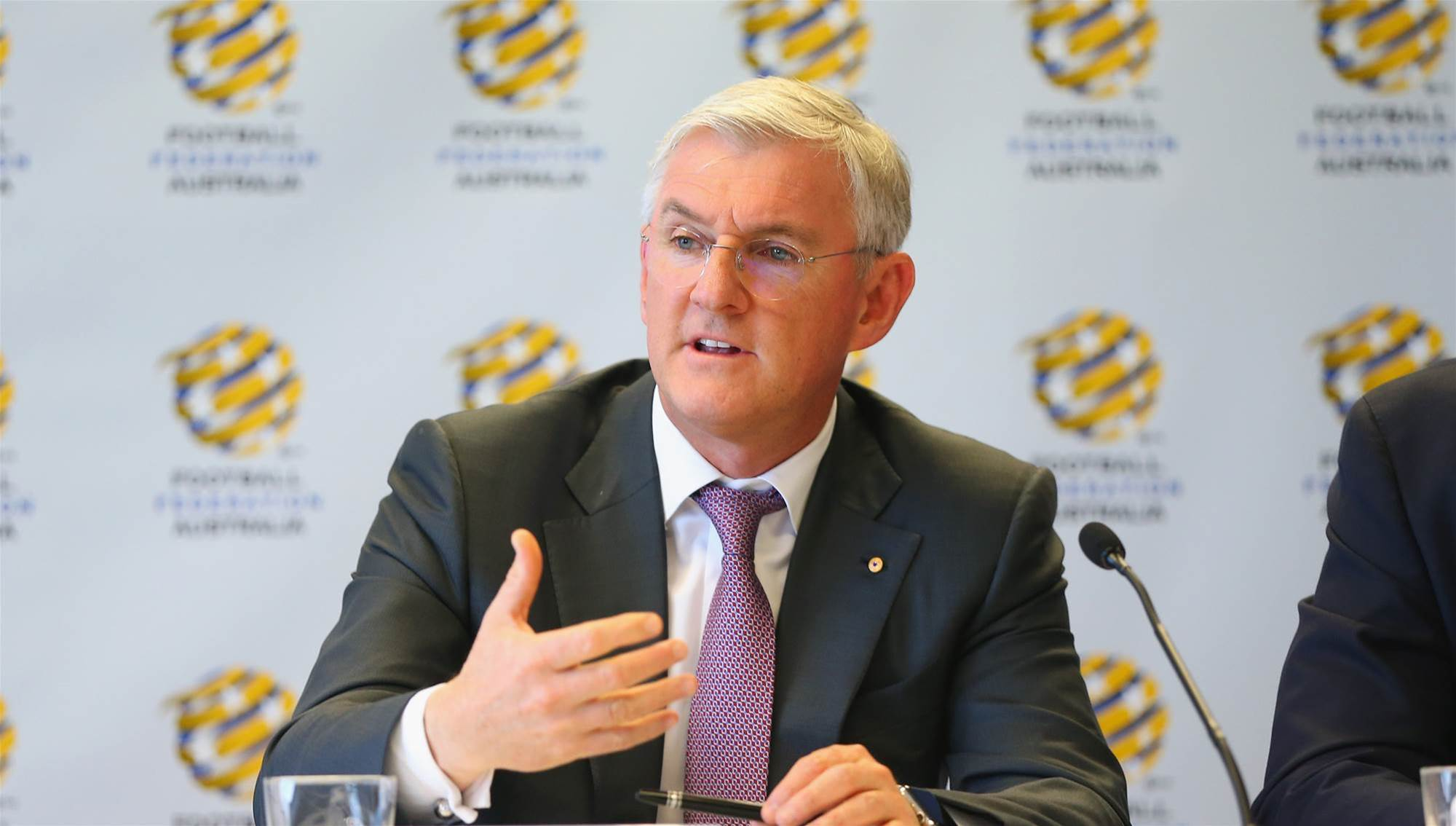 FFA target November resolution to representation deadlock