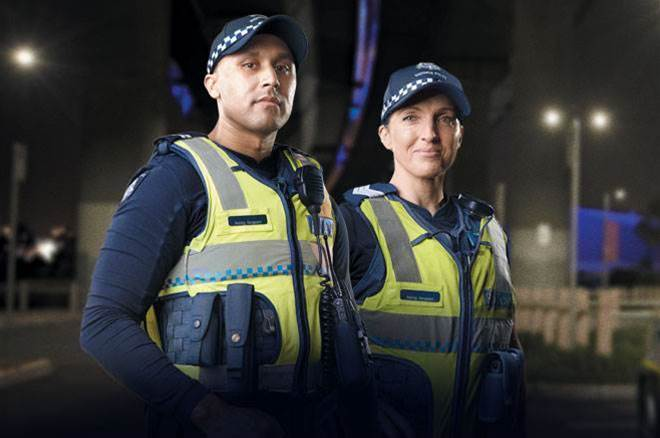 Meet Victoria's connected cops