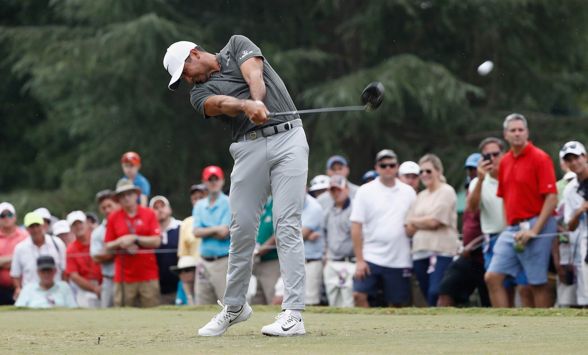 PGA: Jason Day surges into contention