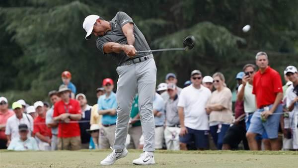 PGA: Jason Day surges into contention