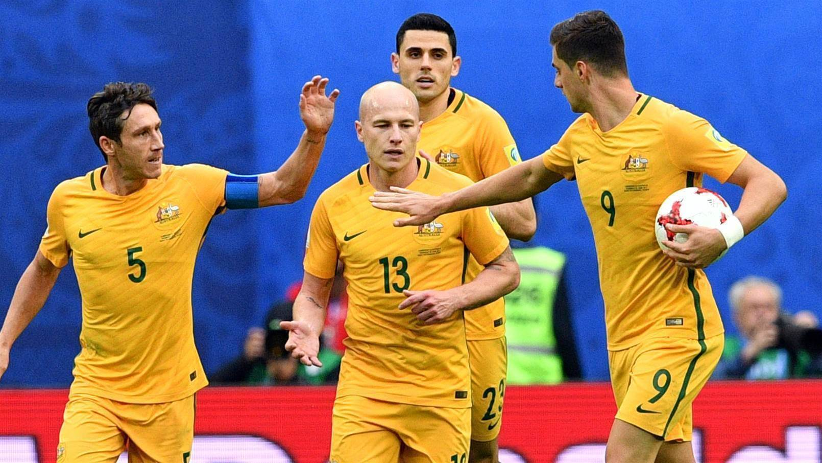 Postecoglou names 30-man Socceroos squad