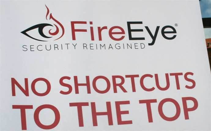 Hackers claim FireEye data leak