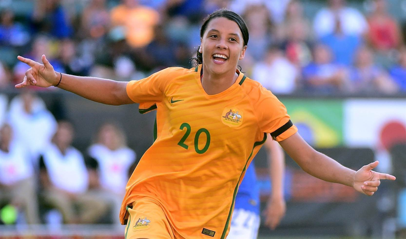 Kerr nominated for Best FIFA Women's Player