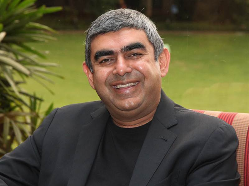 Infosys chief resigns after long-running feud with founders