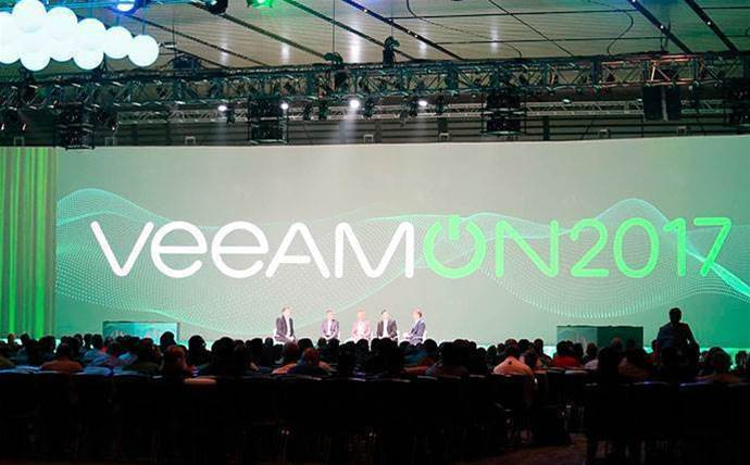 All Cisco partners will be able to resell Veeam