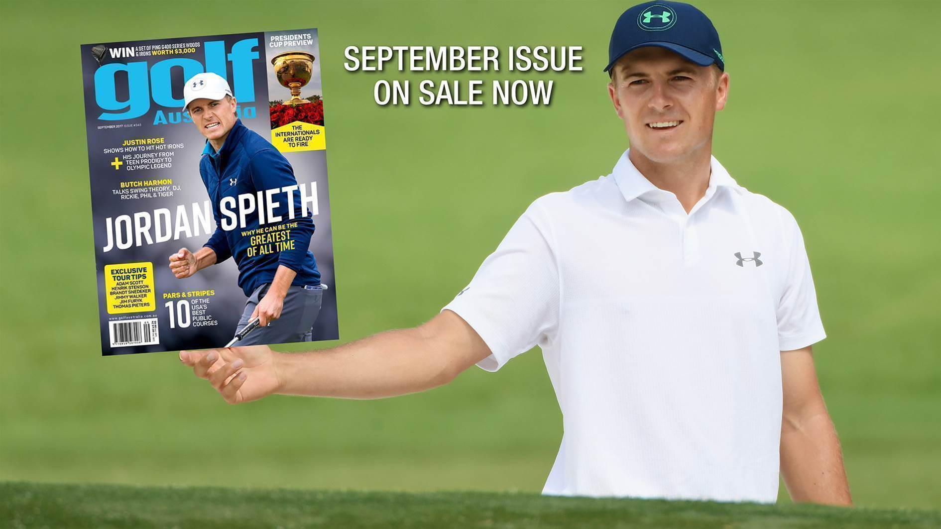 Inside: Golf Australia September 2017