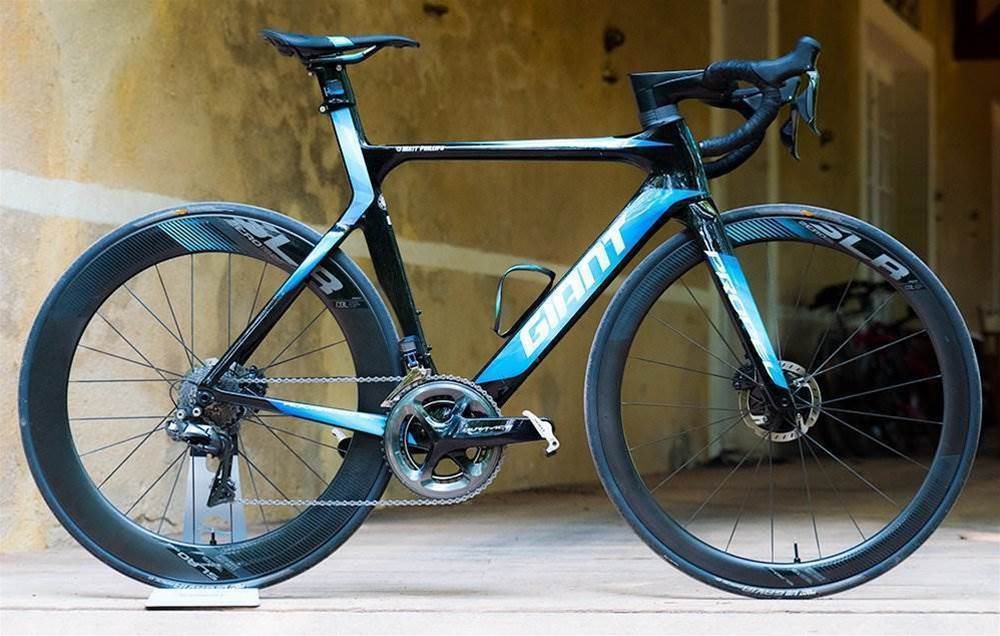 First Ride: Giant Propel Disc redefines aero road bikes