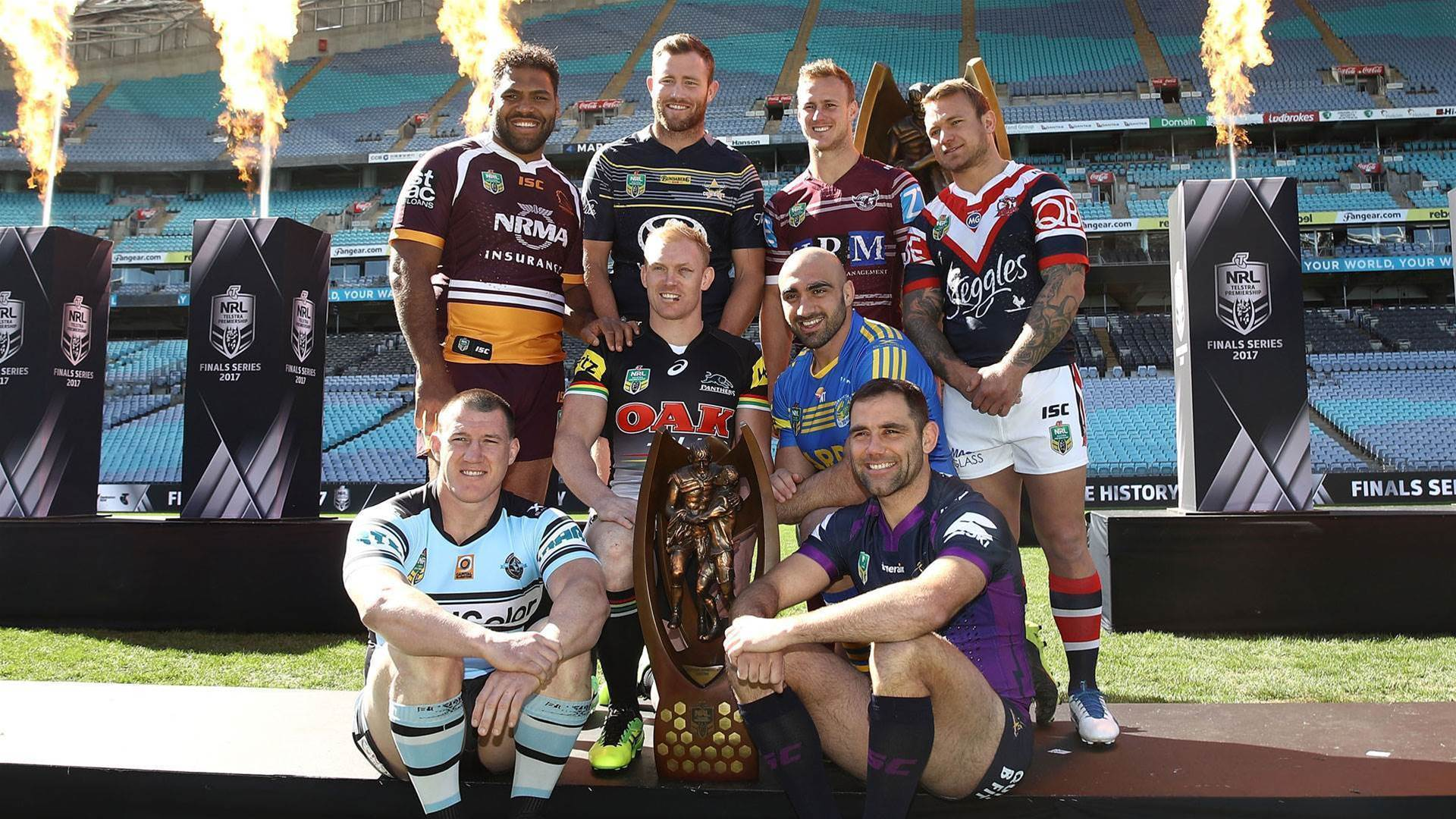 Dead In Goal NRL Podcast: Finals Week One