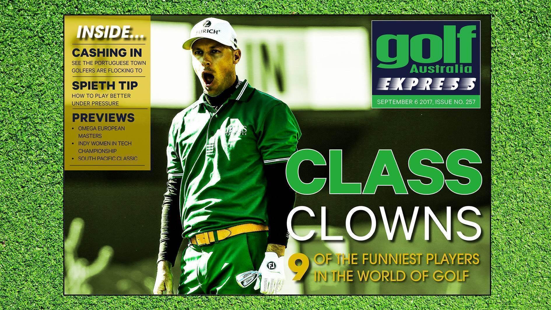 GA Express #257: Send in the clowns