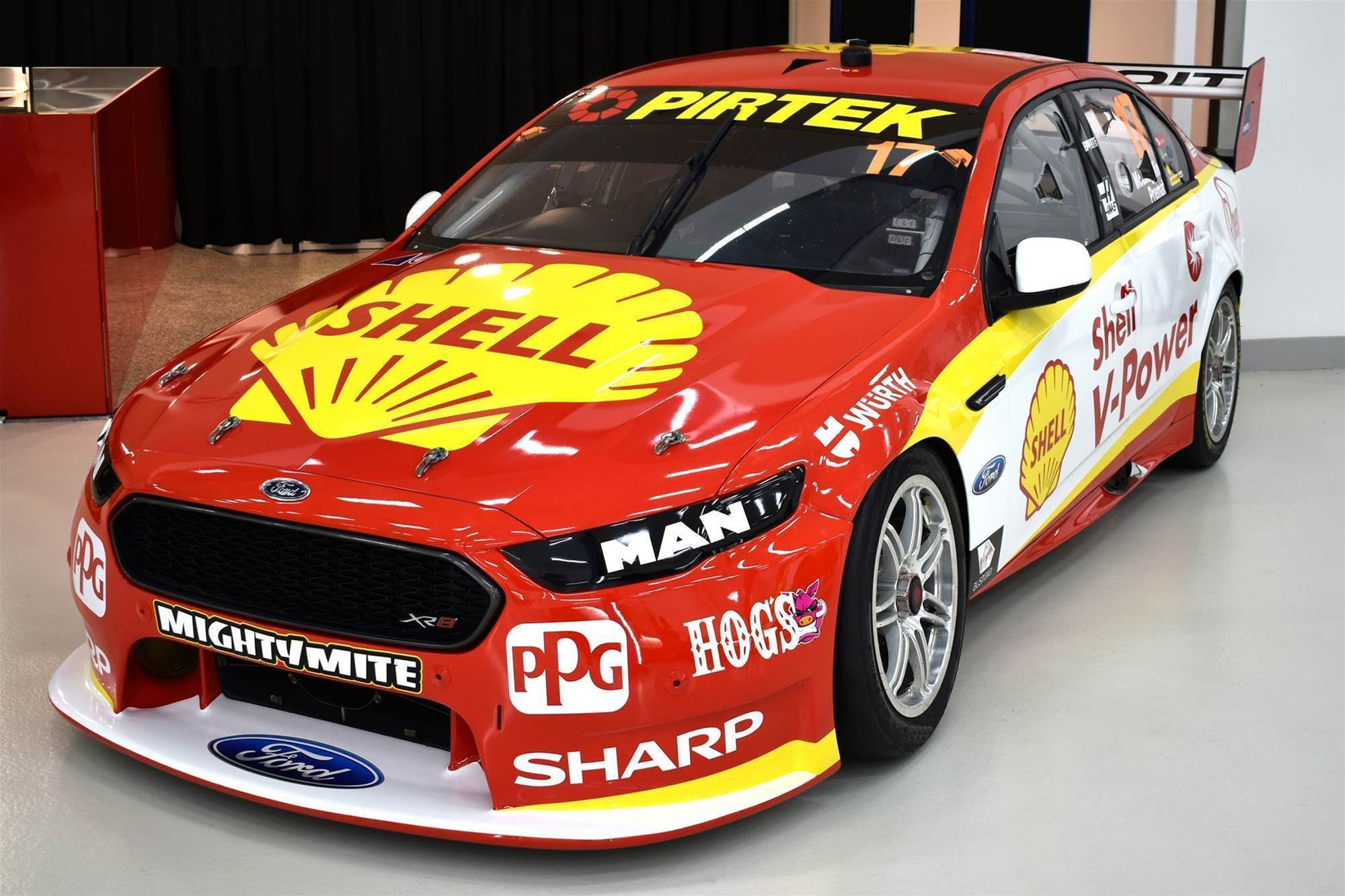 Shell celebrates half century partnership with Dick Johnson
