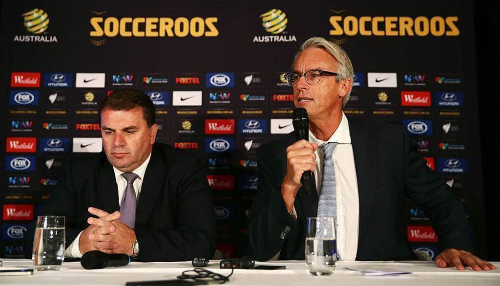 Gallop backs Ange to lead Roos to Russia