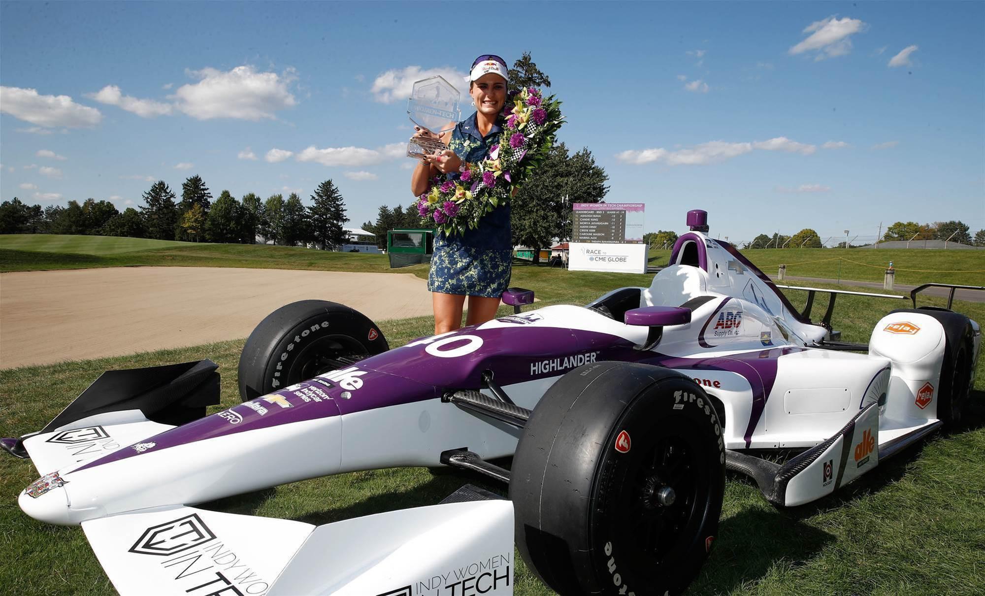 LPGA TOUR: Lexi lands KO blow in Indianapolis
