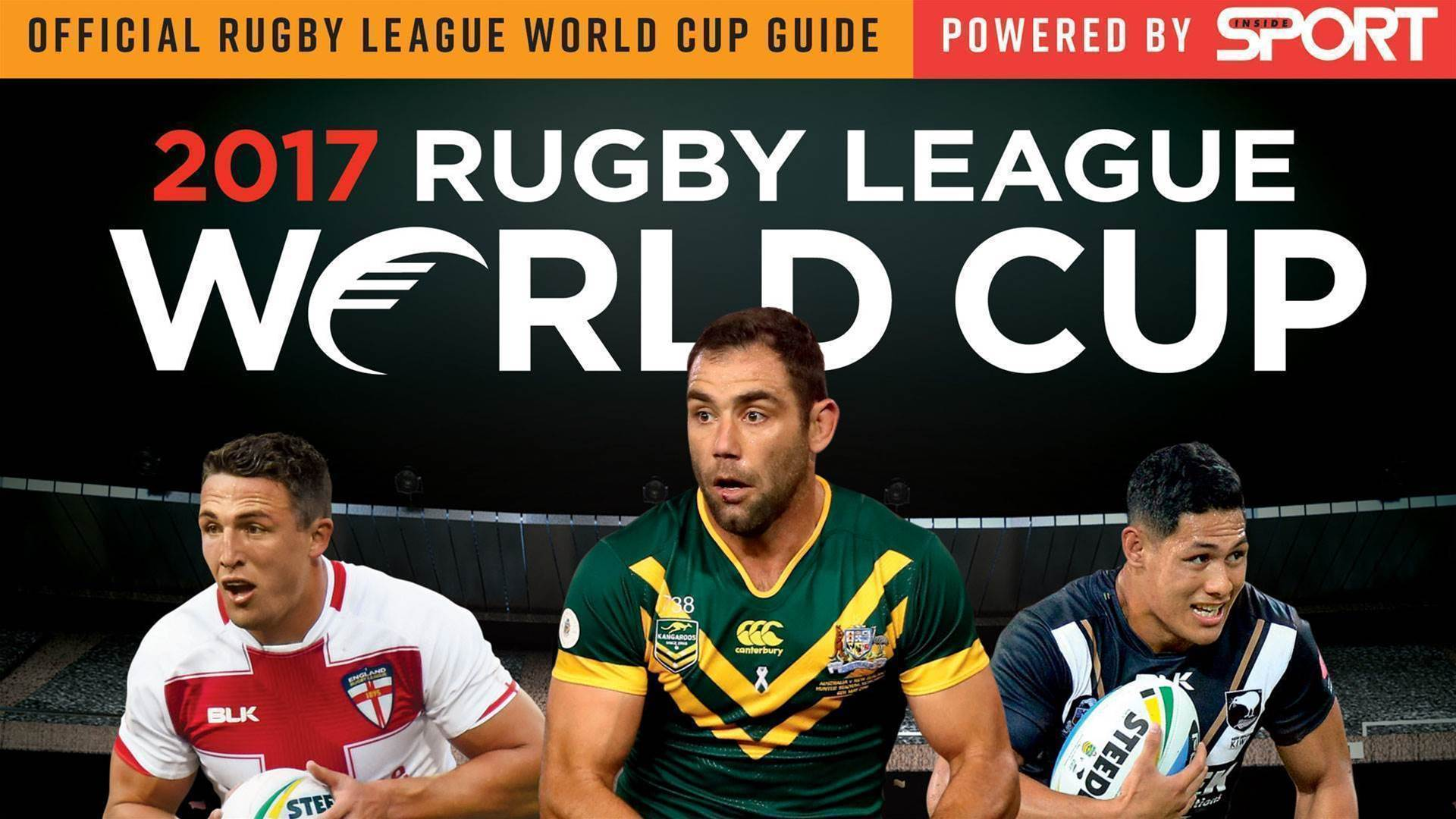 Pre-order your 2017 Rugby League World Cup Guide