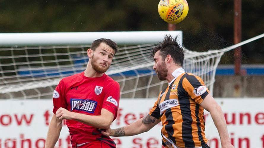Ex Glory defender Jack Iredale makes SPFL team of the week