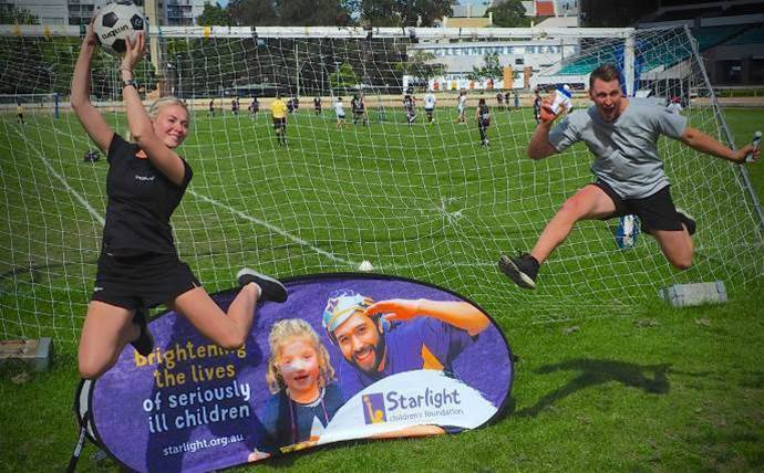 Sydney IT firms urged to join charity soccer match
