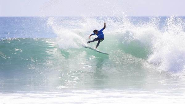 Should Mick and Kanoa really have a re-surf?