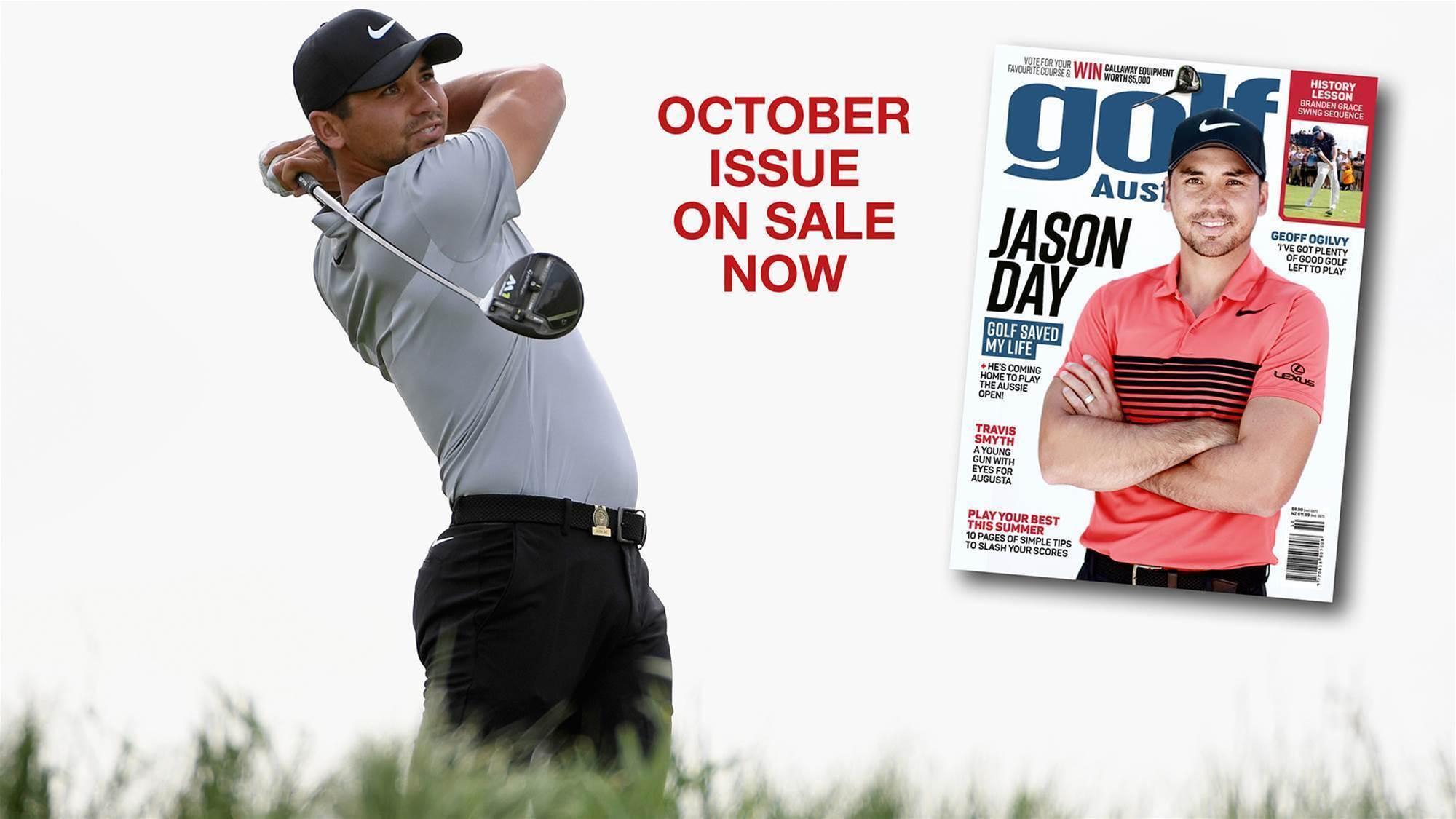 Inside: Golf Australia October 2017
