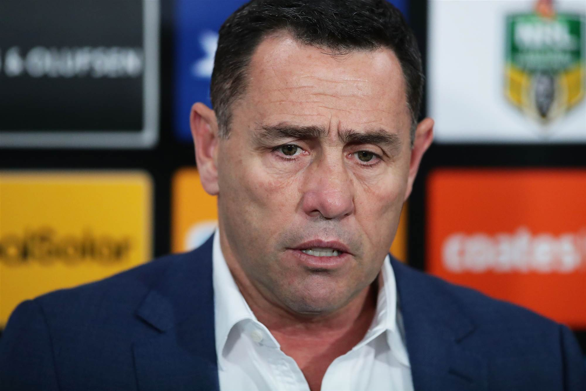 Sharks coach says sorry for $30,000 rant