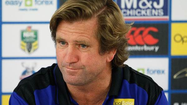 Hasler sacked by Bulldogs