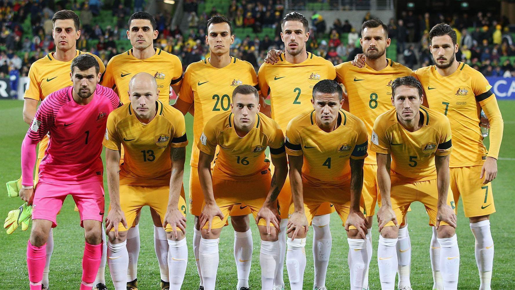 Ange names Socceroos squad for Syria play-off