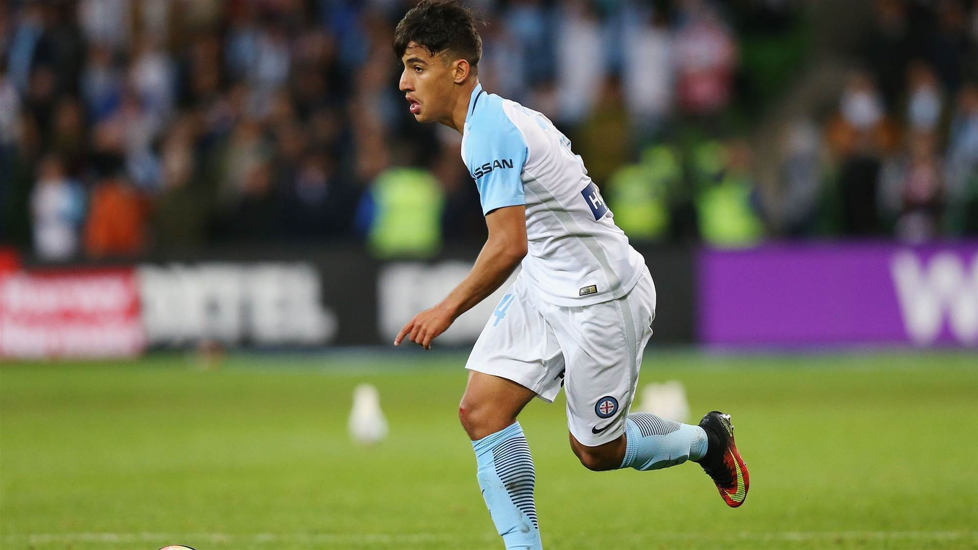 Melbourne City edge out Wanderers in friendly