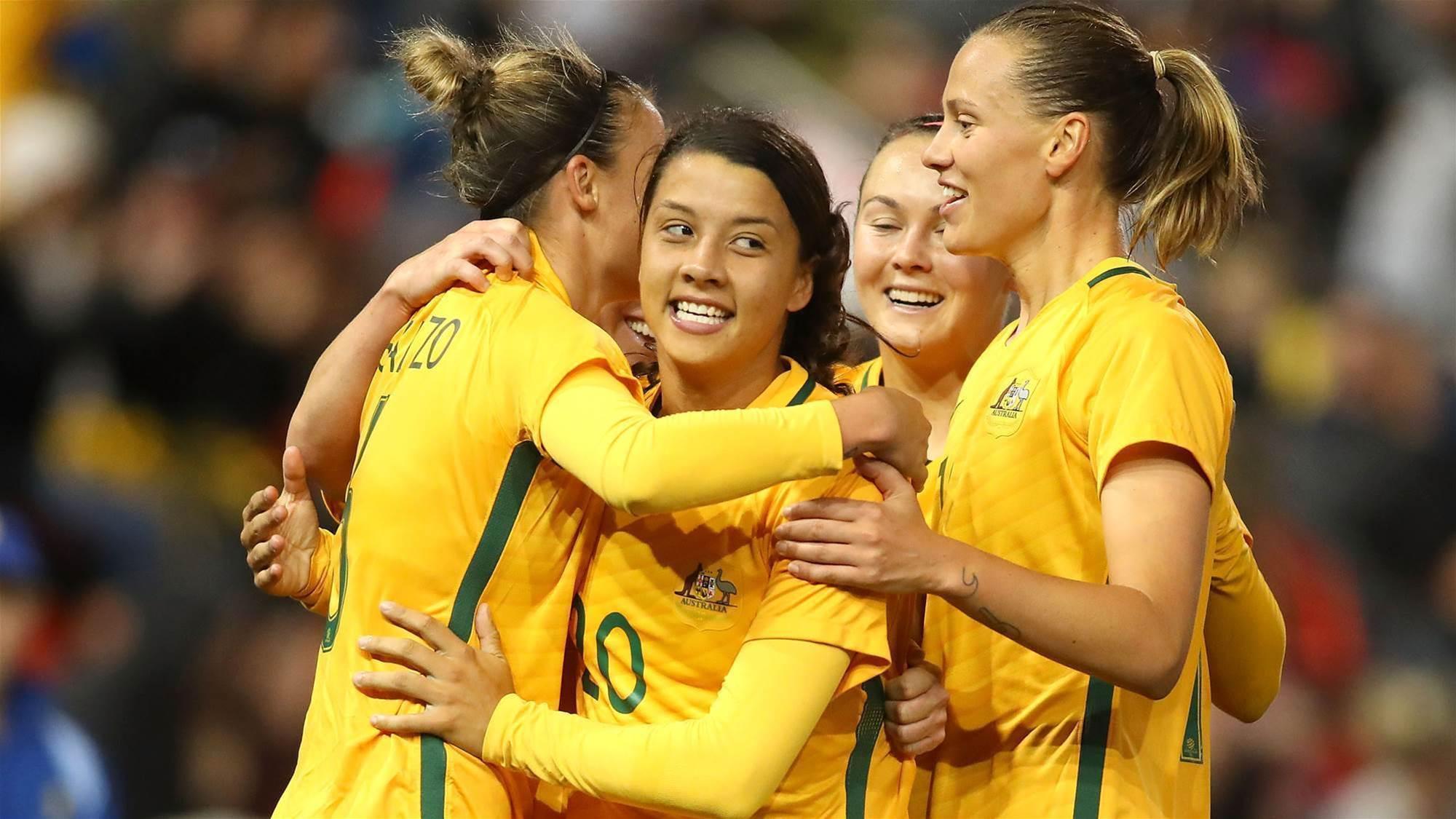 Matildas force FFA Cup final reschedule