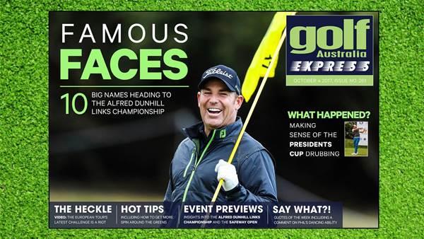 GA Express #261: Famous Faces