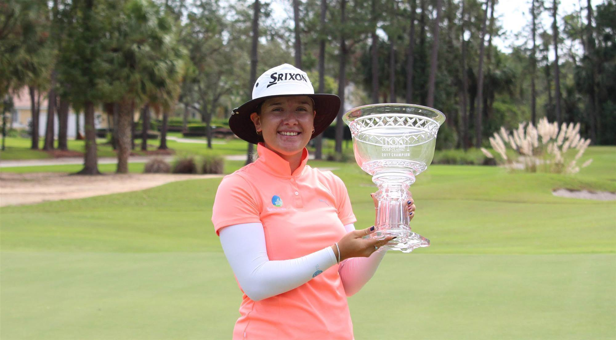 SYMETRA TOUR: Green goes wire-to-wire at IOA Golf Classic