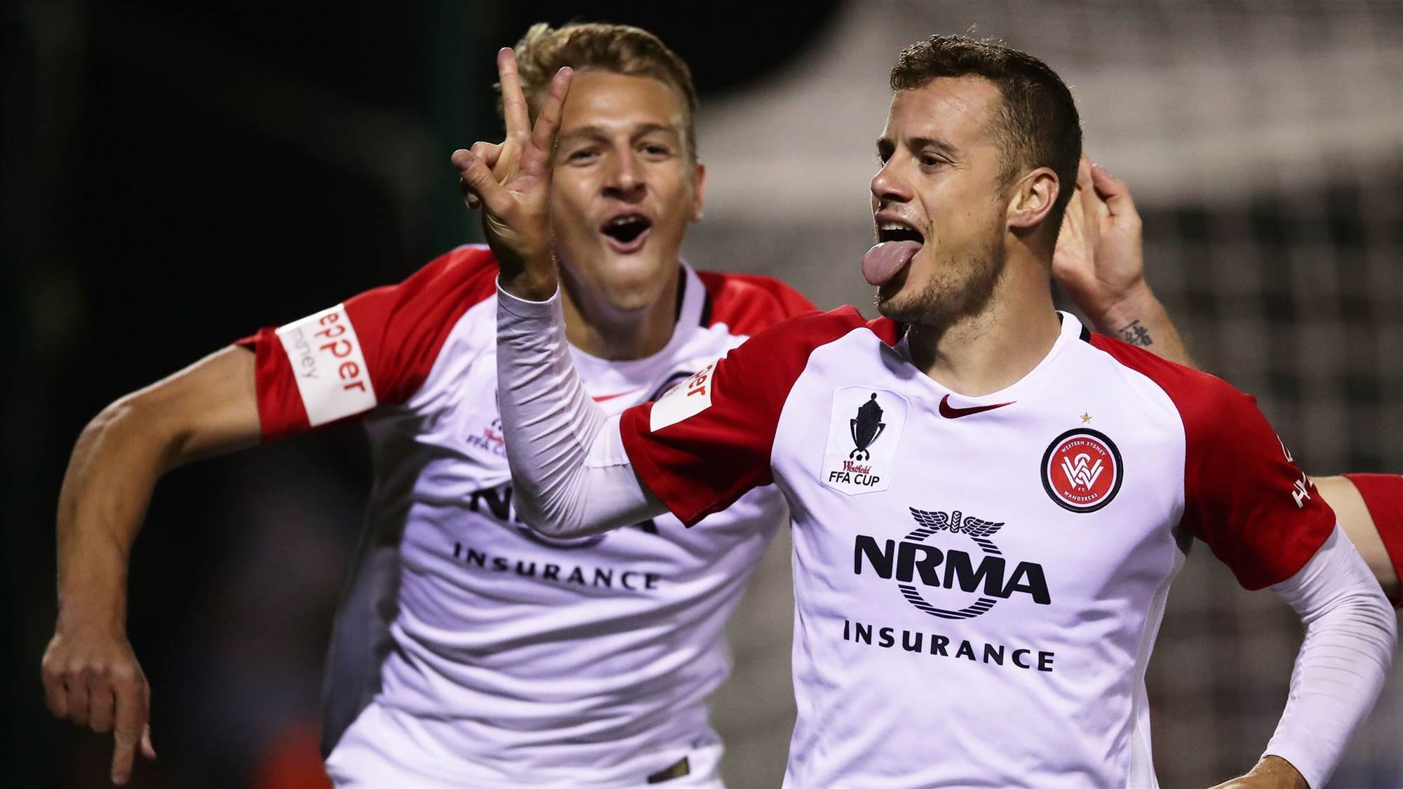 Riera: Wanderers will be fighting for tres titles