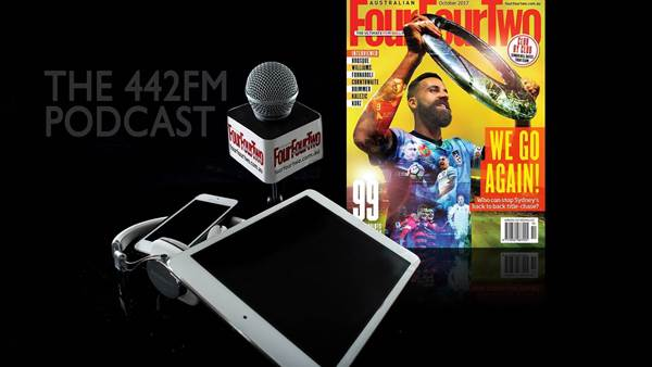 It's back! The 442FM podcast returns, now with added chat!