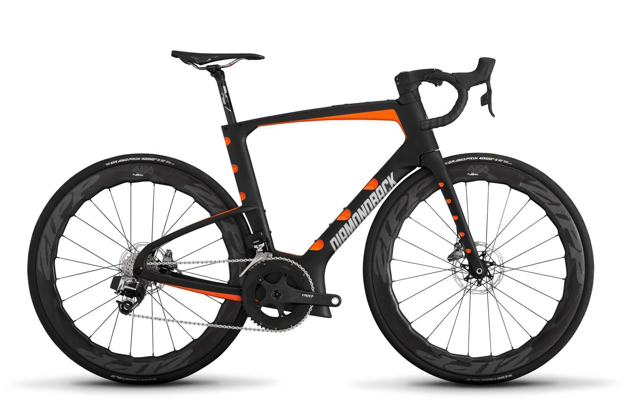 FIRST LOOK: Diamondback's new IO Aero road bike