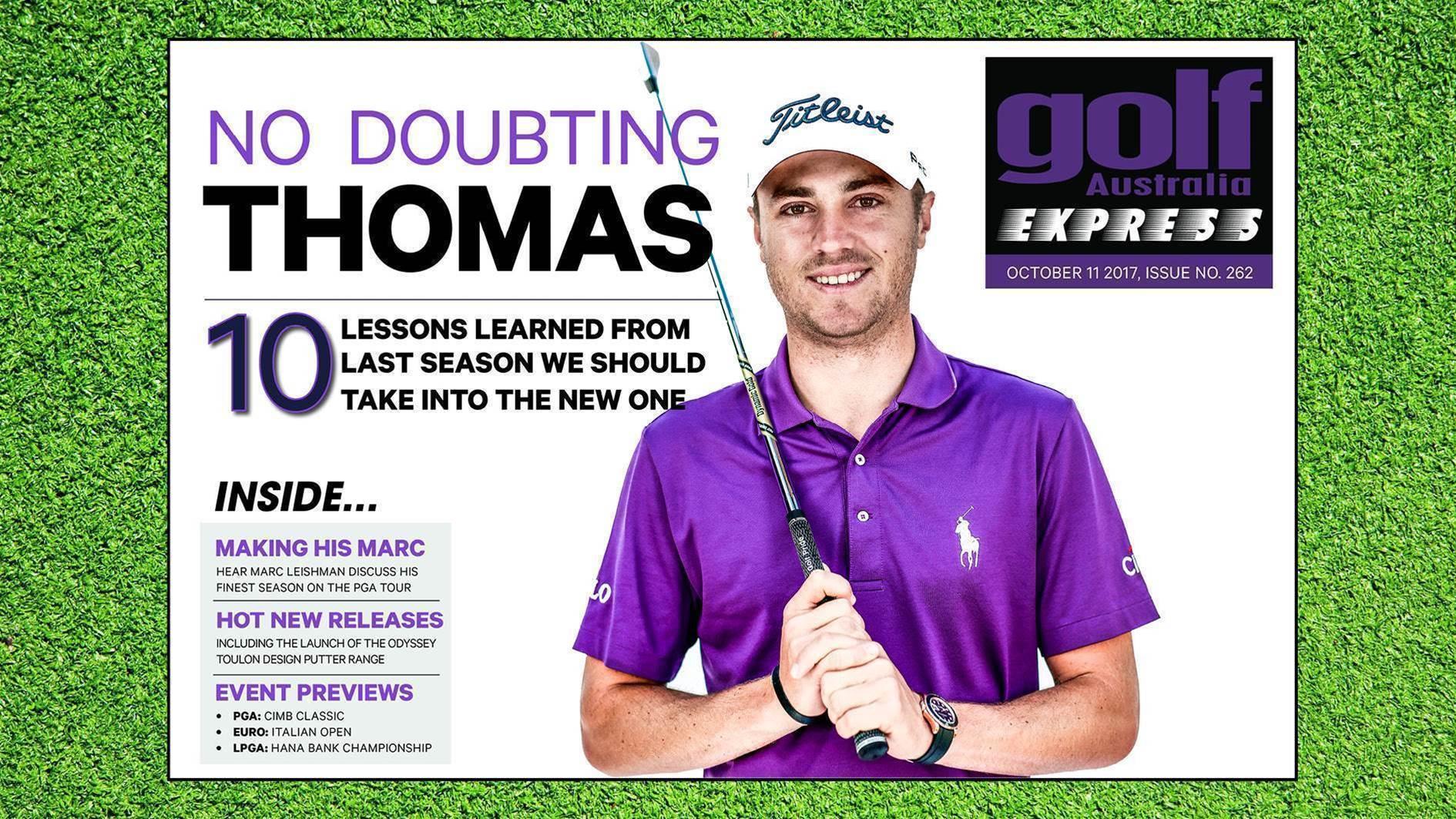 GA Express #262: No doubting Thomas