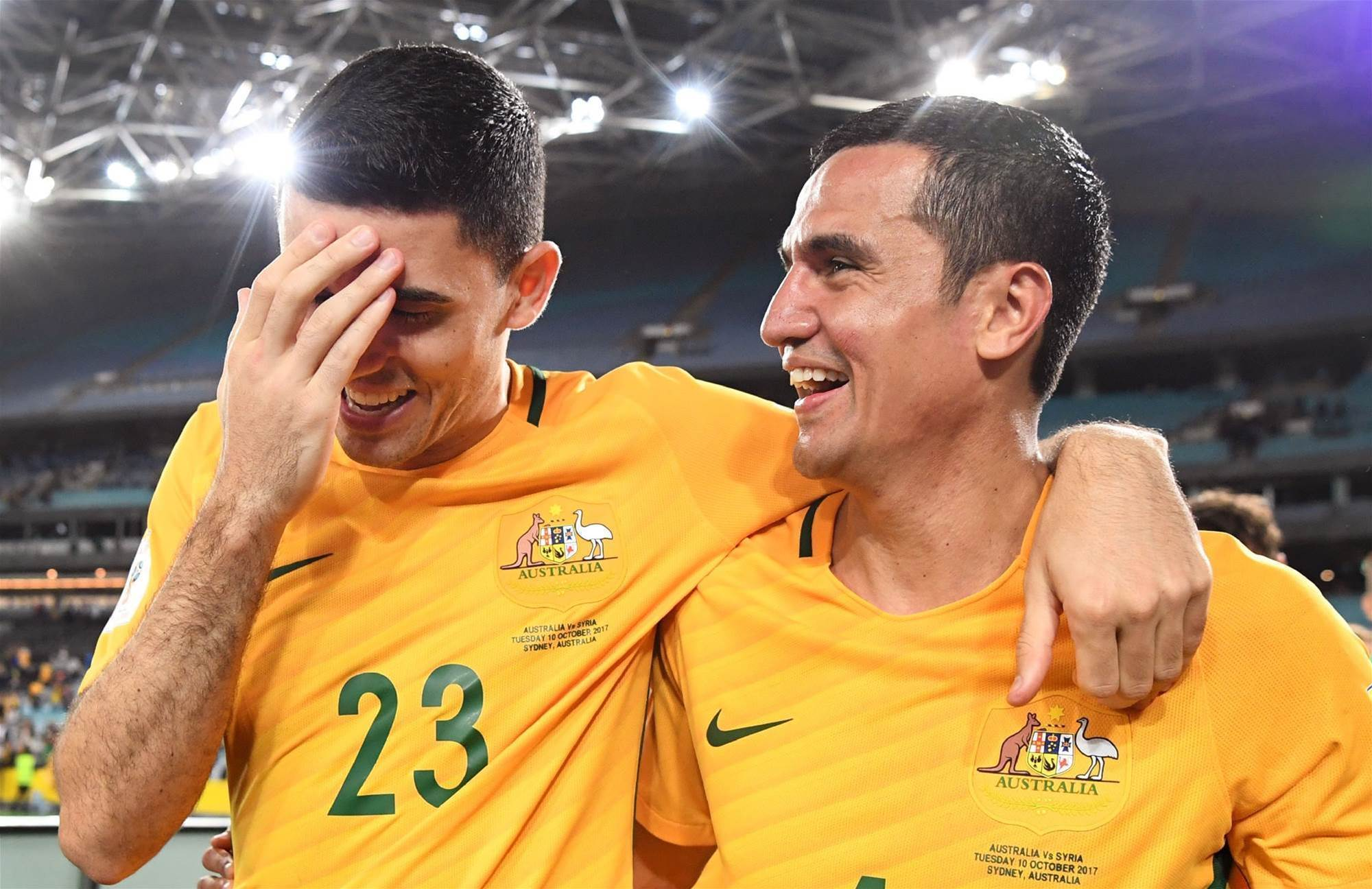 Socceroos World Cup play-off opponents confirmed