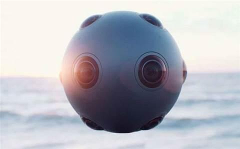 Nokia cuts hundreds of jobs, halts VR camera development