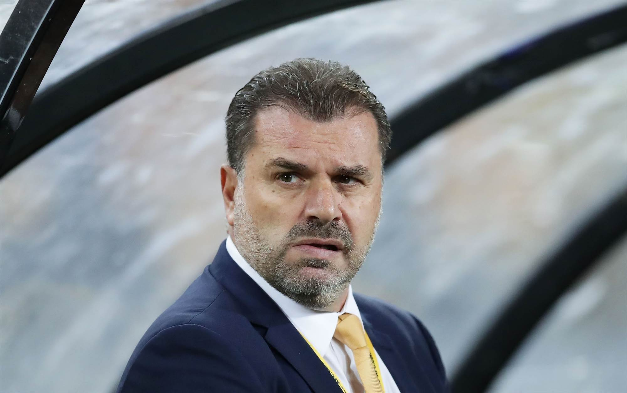 Ange to quit Socceroos