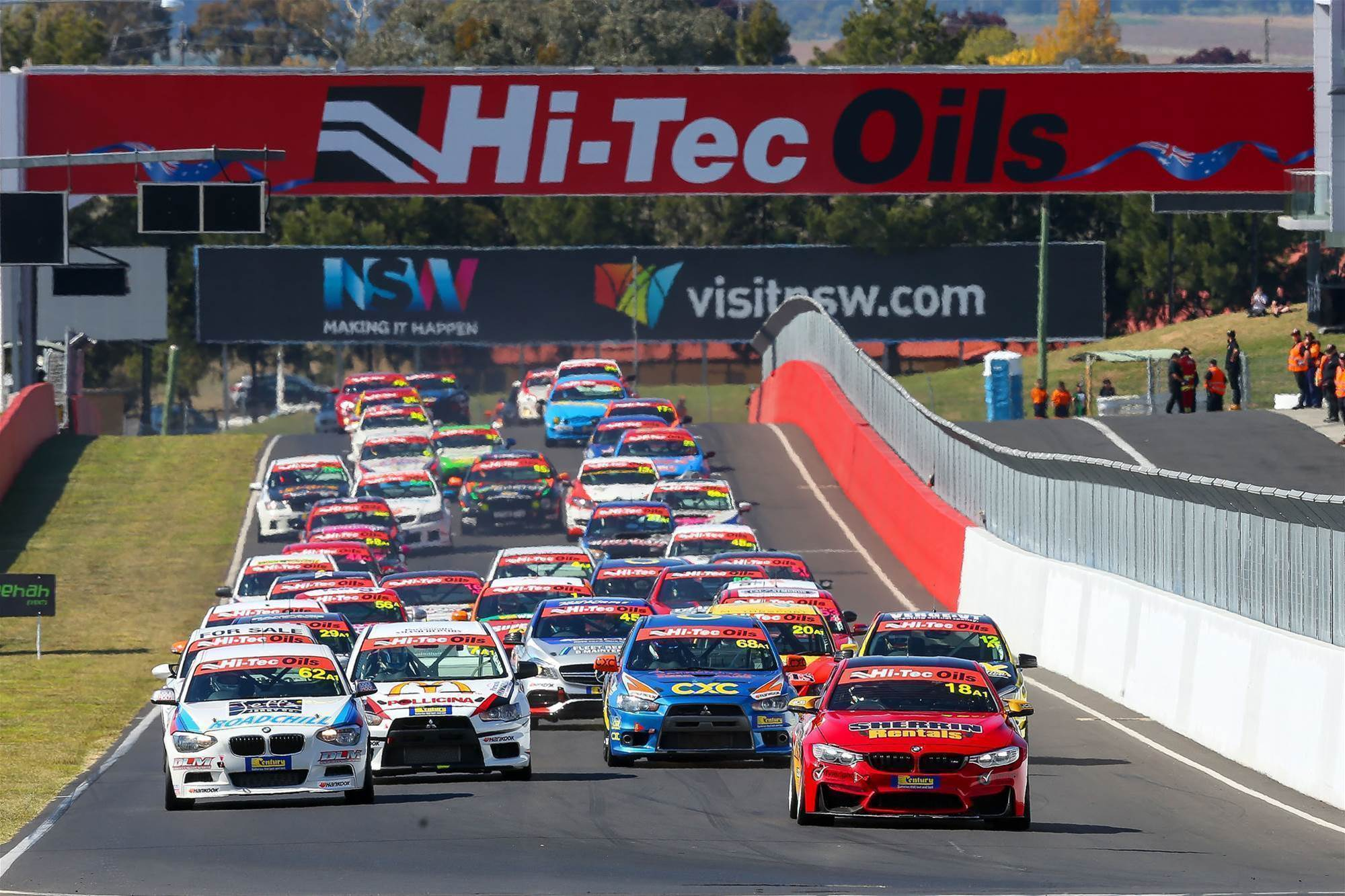 Bumper entry expected for Bathurst 6 Hour