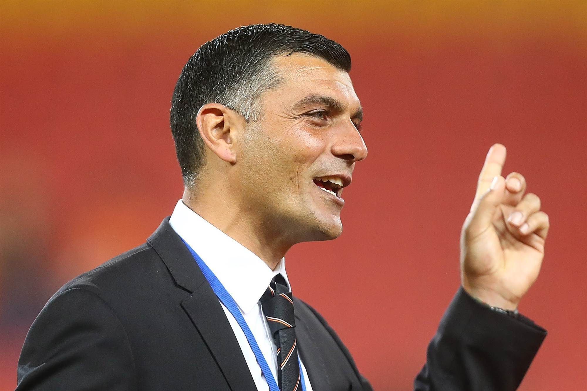 Aloisi: We need to be more positive