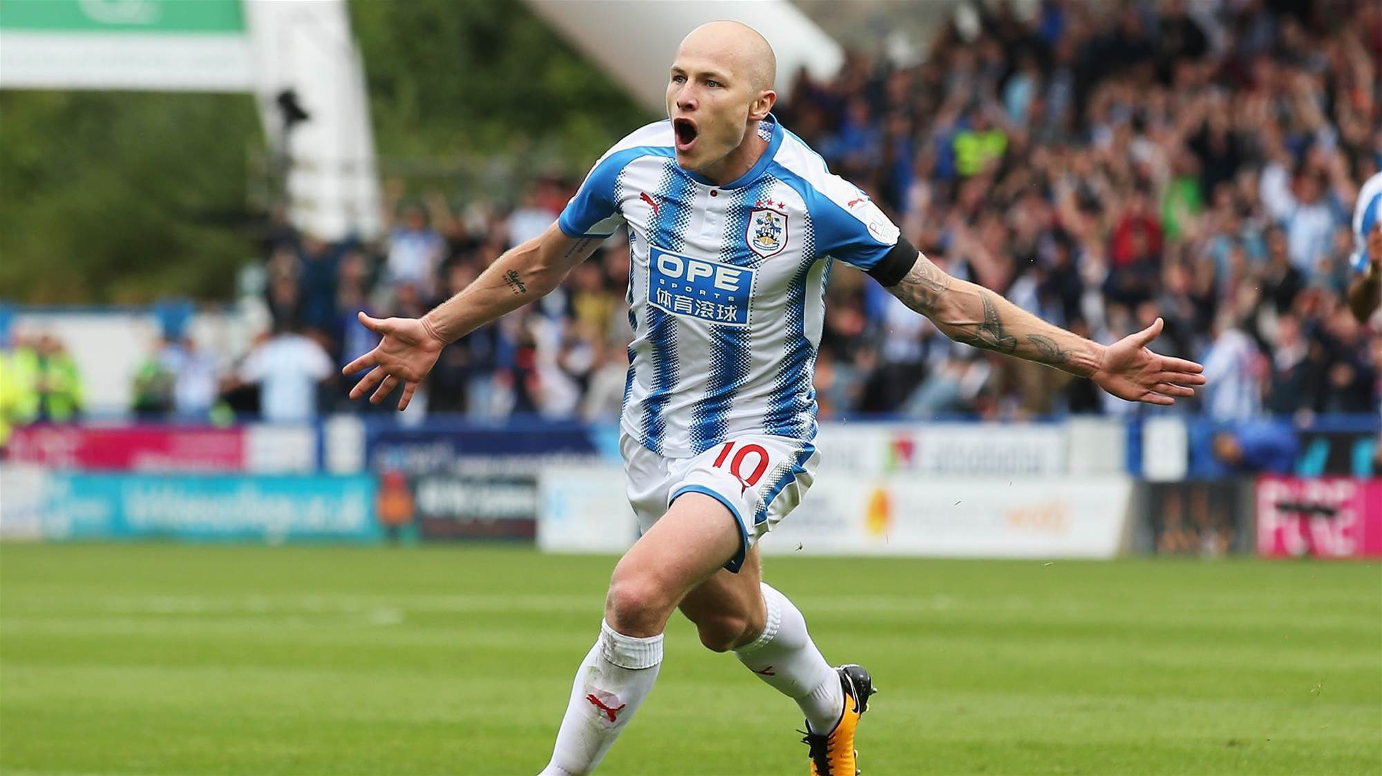 Mooy: How EPL is making me better