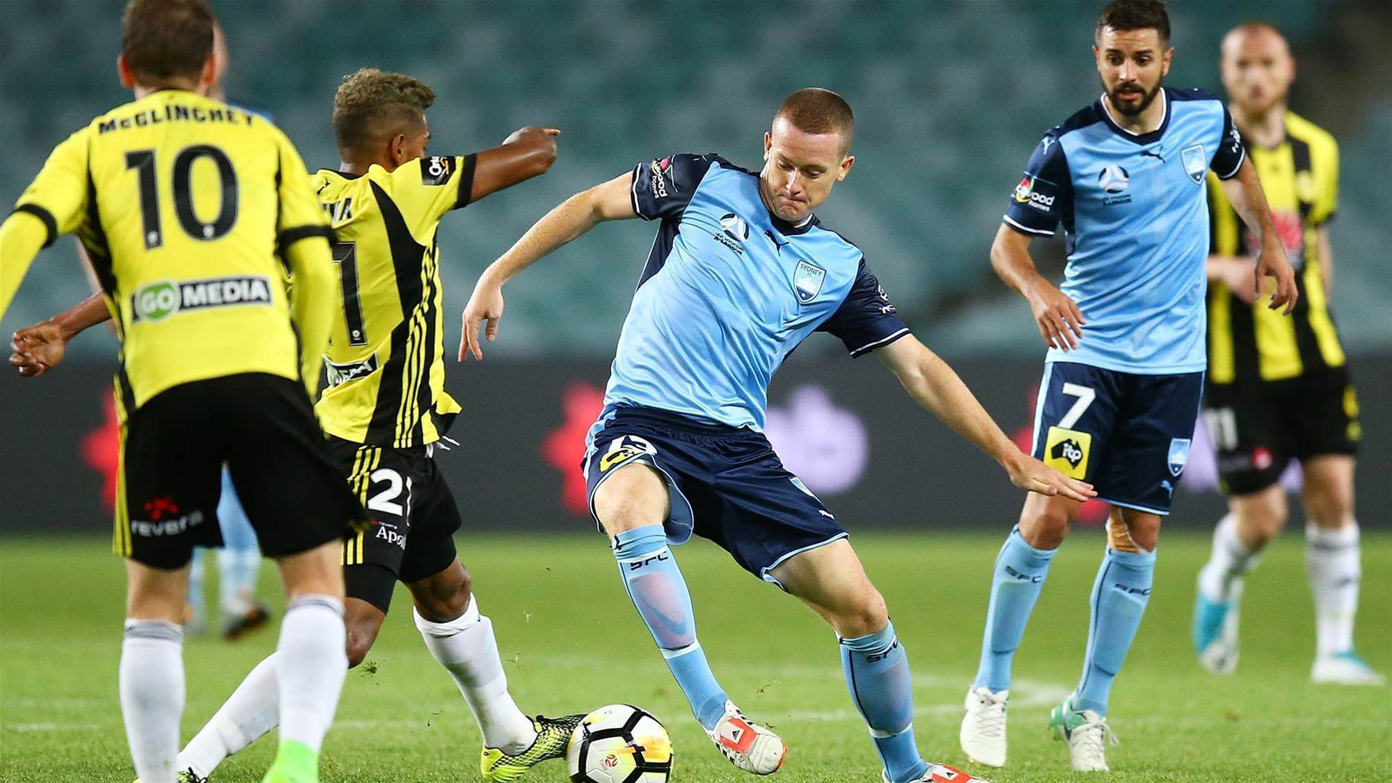 Sydney v Phoenix player ratings