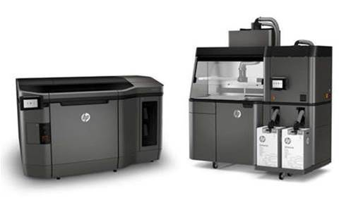 HP ups 3D printing ante with new low-cost models
