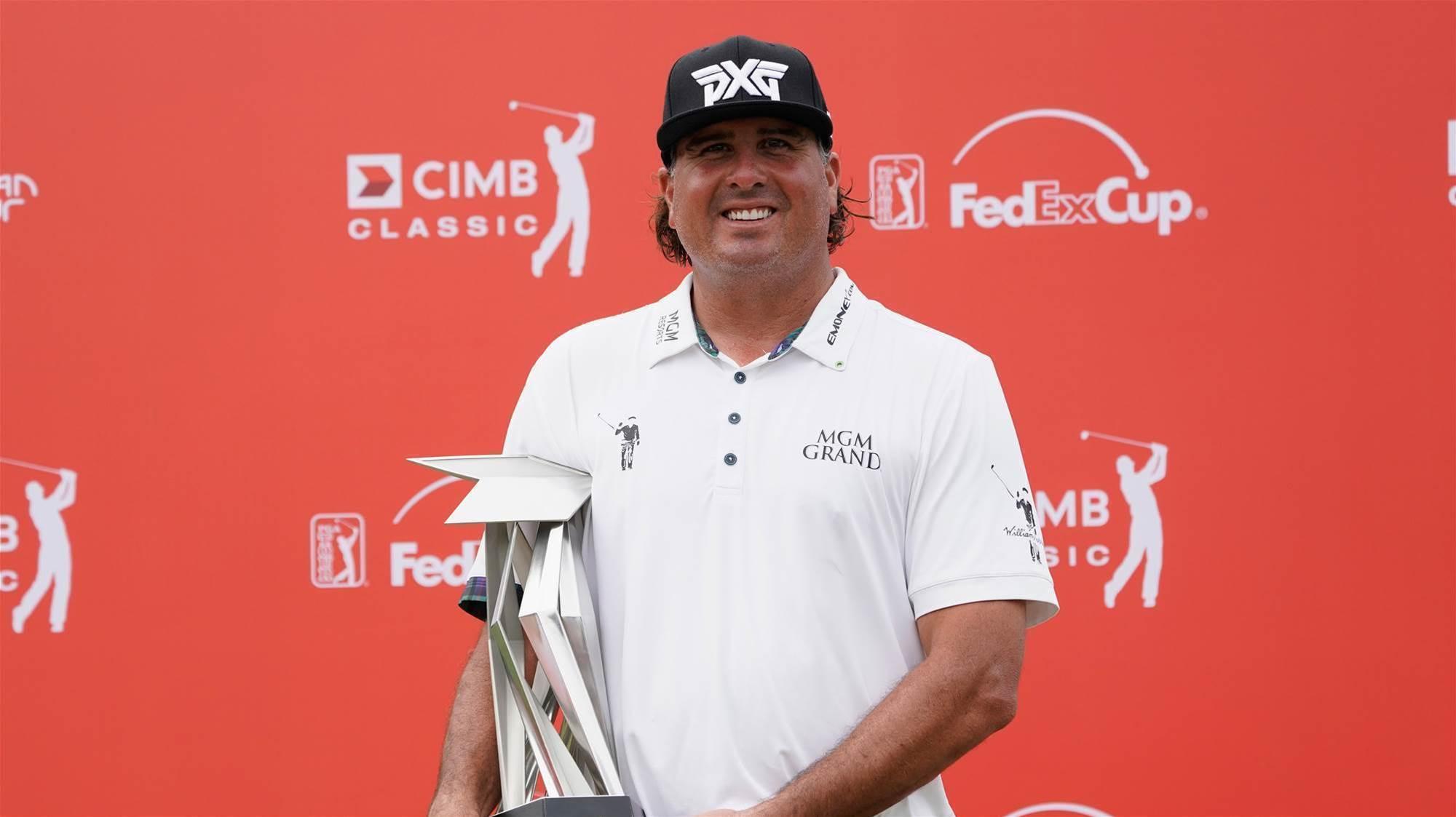 PGA Tour: Perez runs hot to claim CIMB Classic