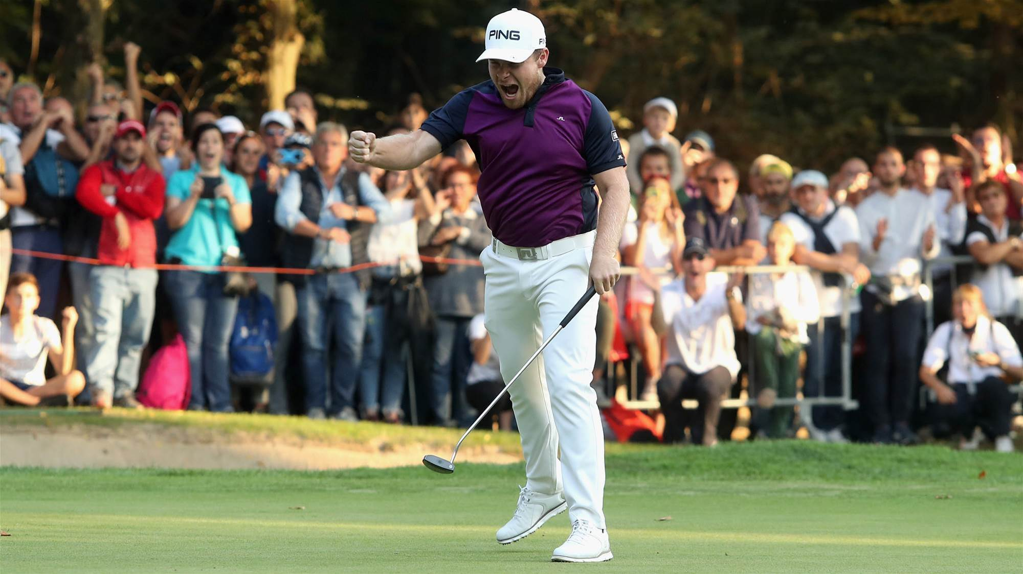 EURO TOUR: Hatton continues his winning ways