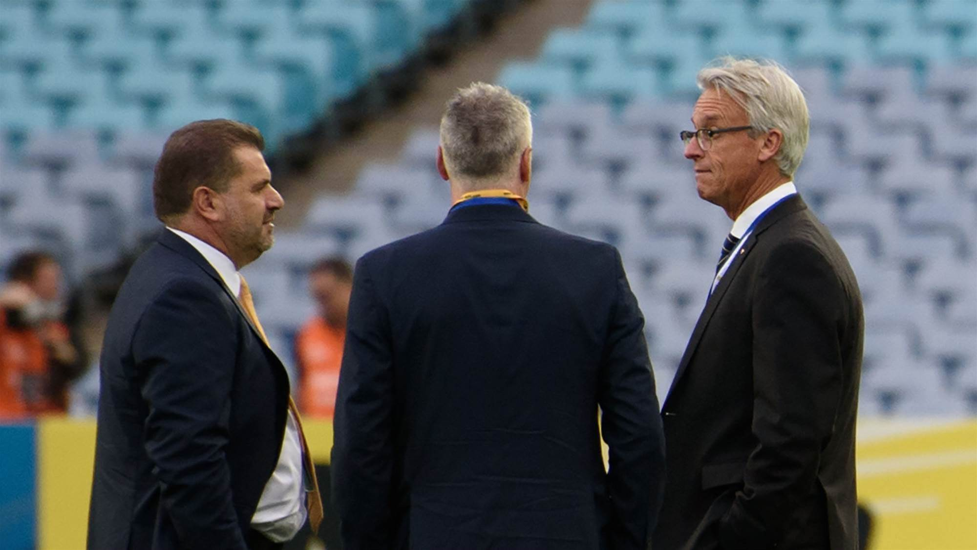Ange on the brink of exit...