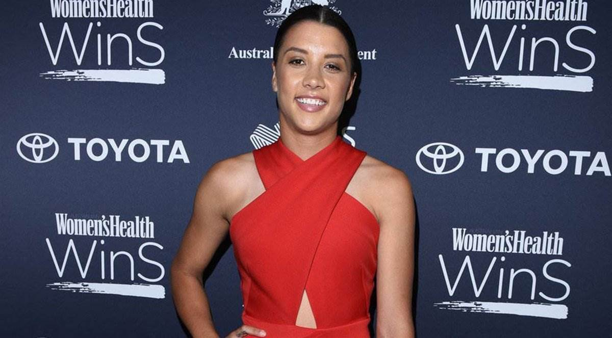 Kerr & Matildas win Women in Sport awards