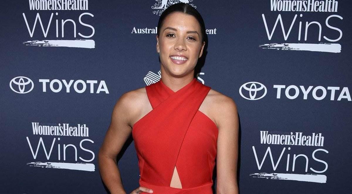 Kerr & Matildas win Women in Sport awards