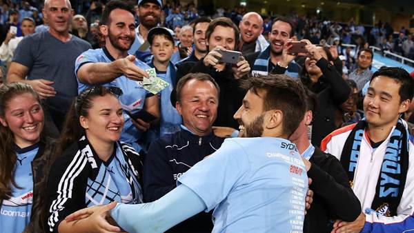 Ninkovic: I didn't stay for the money