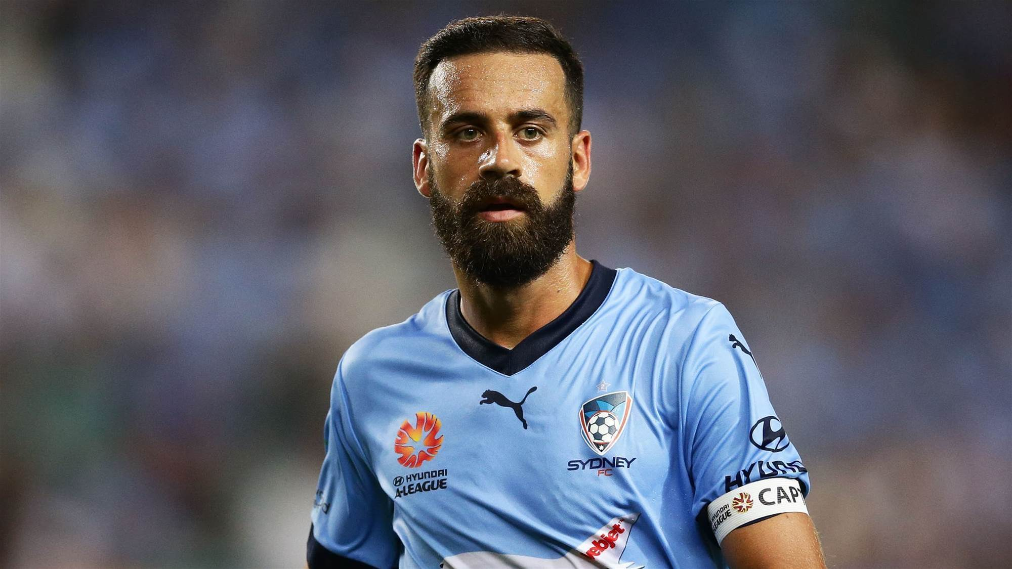 Brosque out for Sydney derby revenge