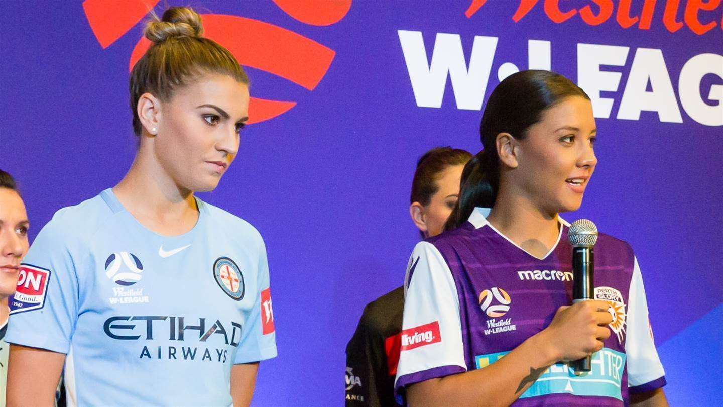 Catley: This year was coming for Sam Kerr